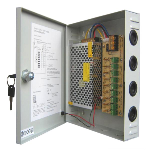 10A-CCTV-Power-Supply-Unit