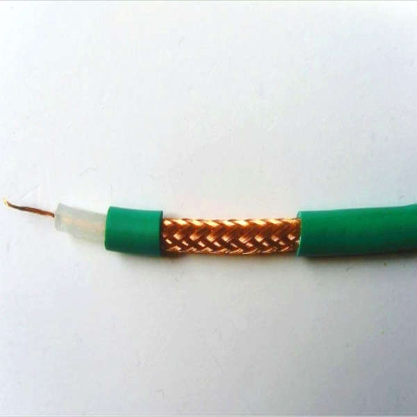 Cable Coaxial KX6 souple