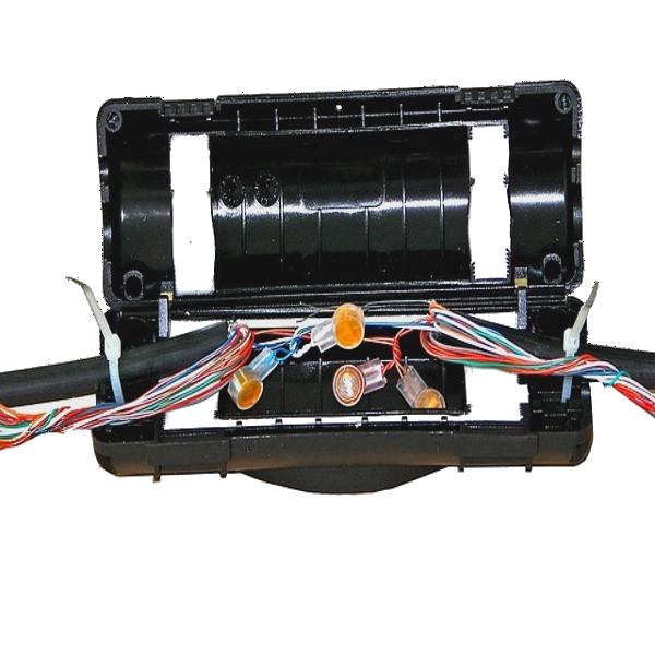 Mini -manchon mécanique de 10 paires et 30 paires téléphonique