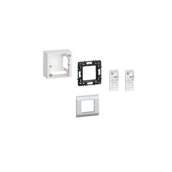 PRISES APPARENTES RJ45 CAT65e (DS) LEGRAND