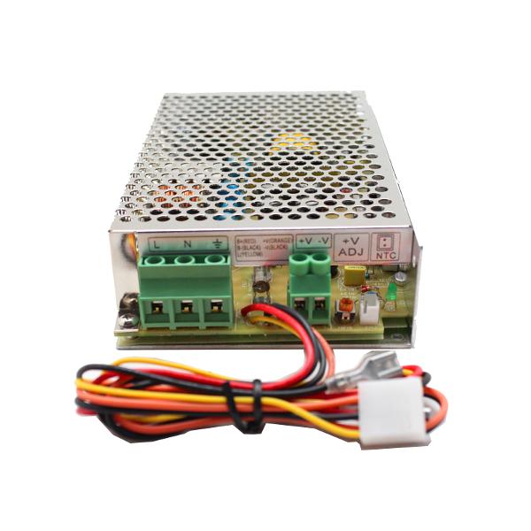 Alimentation 12VDC 35 Watt avec support batterie de secours