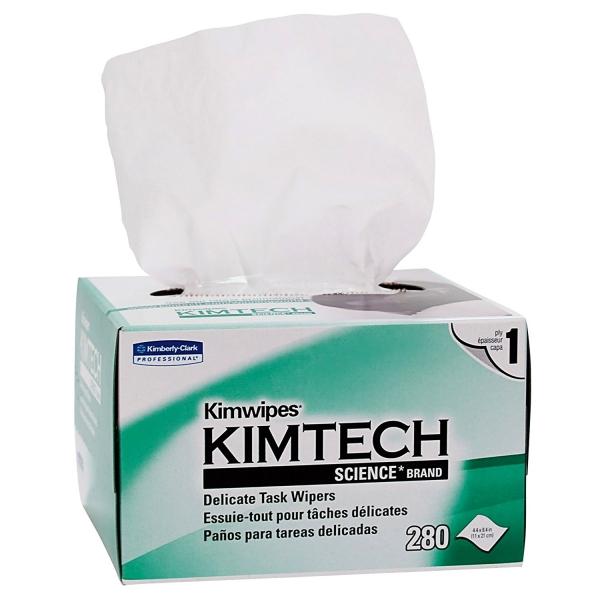 Papier de nettoyage fibre non pellucheux