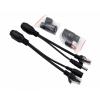 TS-POESPLIT-W : Outdoor Waterproof PoE Splitter Cable kits