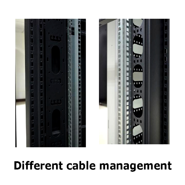 different cable mabagement