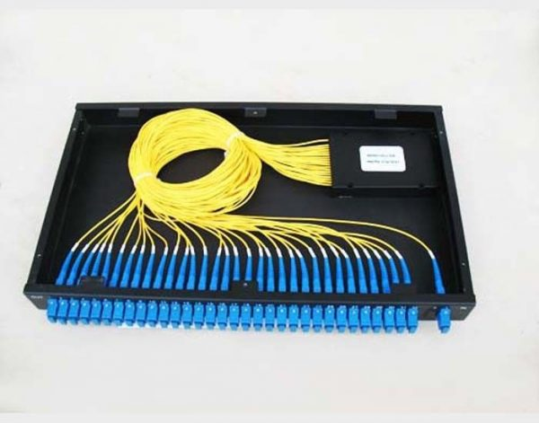 PLC Splitter with ABS-3