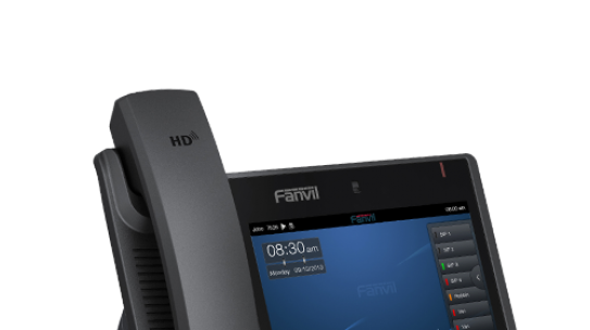 FANVIL IP Phone configuration