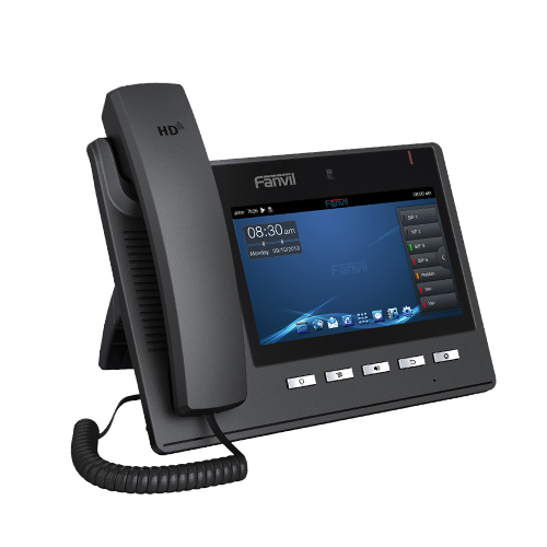 FANVIL IP Phone configuration