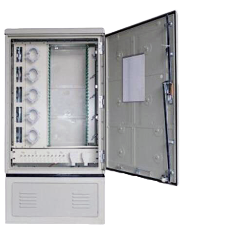 288-Cores-SMC-Outdoor-Fiber-Cross-Connect-Cabinet(2)