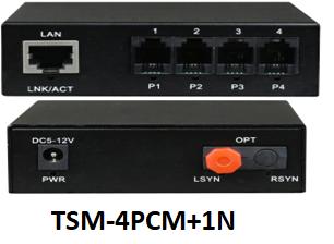 TSM-4PCM+1N