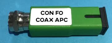CON FO-COAX APC
