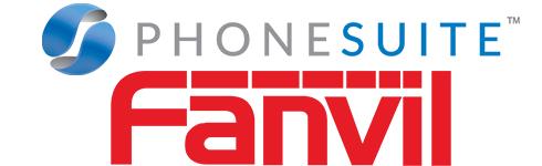 Fanvil partnership with Phonesuite